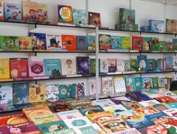 Feria del libro de Palencia 2020